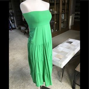 Michael Stars Green convertible dress